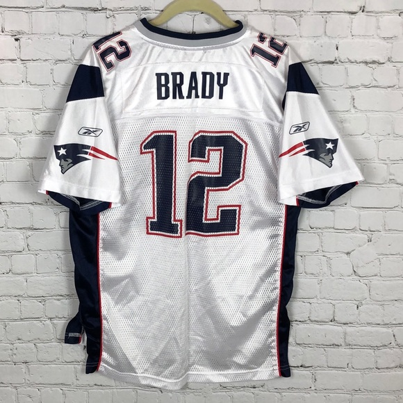 new style d2150 05fae Tom Brady New England Patriots Boys Jersey 🏈